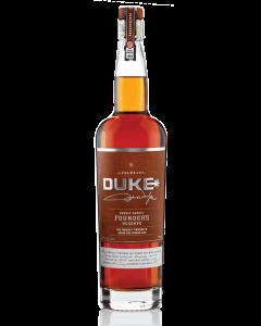 DUKE Grand Cru Double Barrel Rye
